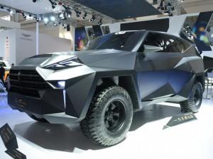 """Ô tô - Xe máy - """"Quái thú"""" dị hợm IAT Kalman có giá 1,85 triệu USD"""