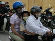 Sức khỏe đời sống - Không khí bẩn ảnh hưởng đến sức khỏe như thế nào?