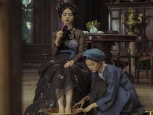 """Phim - Bạn gái Quốc Cường mong manh trong """"Tấm Cám"""""""