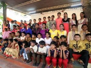 Thế giới - Ấn Độ: Trường học nhiều cặp sinh đôi nhất thế giới
