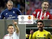Bóng đá - Giấc mơ kì diệu: 4 CLB Tây Ban Nha vào chung kết