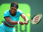 Thể thao - Tin thể thao HOT 29/4: Serena không dự Madrid Open