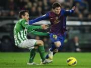 Bóng đá - Real Betis - Barcelona: Nơi cuối đường bằng phẳng