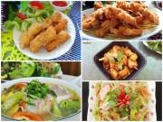 Ẩm thực - Bữa cơm cơm tuyệt ngon cho ngày nghỉ lễ
