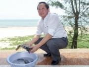 Tin tức trong ngày - Bộ trưởng Trương Minh Tuấn mời nhà báo ăn cá biển tại Quảng Bình
