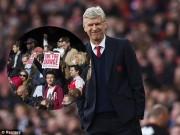 """Bóng đá - Ủng hộ Wenger, CĐV Arsenal mắng fan """"phong trào"""""""