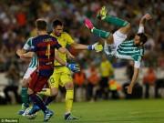 Bóng đá - Real Betis - Barcelona: Bước ngoặt chiếc thẻ đỏ