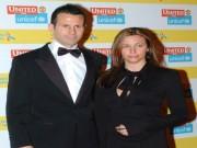 Bóng đá - Bị vợ bỏ, sự nghiệp của Giggs tại MU sắp tiêu tùng