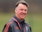Bóng đá - Tin HOT tối 1/5: Van Gaal khẳng định sẽ ở lại MU