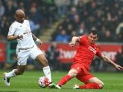 Bóng đá - Swansea - Liverpool: Trả giá vì cầu thủ trẻ