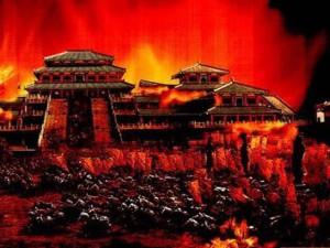 Cung A Phòng, nỗi hận ngàn đời của Tần Thủy Hoàng