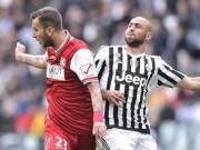 Video bóng đá hot - Video đầy đủ trận Juventus – Carpi vòng 36 Serie A