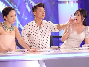 """Ca nhạc - MTV - Tóc Tiên, Văn Mai Hương tranh cãi nảy lửa trên """"ghế nóng"""""""