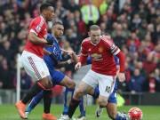"""Bóng đá - Góc chiến thuật: Một MU nửa vời & """"chất"""" Leicester"""