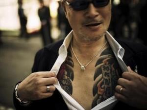Thế giới - Ý nghĩa hình xăm rồng phượng trên người mafia Nhật
