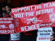 Bóng đá - Chốt tương lai Wenger, fan Arsenal thở phào