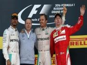 """Thể thao - F1, Russian GP: """"Sao quả tạ"""" ám hại Vettel"""
