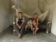 Bạn trẻ - Cuộc sống - Cơ cực những bữa cháo rau má của vợ chồng nghèo