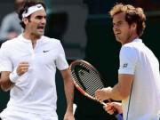 Thể thao - BXH tennis 2/5: Federer trước cơ hội lên nhị vương