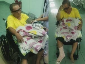 Phim - Nghệ sỹ hài Thanh Long Trẻ tai nạn đứt bàn chân phải