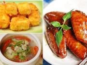 Ẩm thực - Bữa trưa đơn giản ngon hết ý với 3 món lạ miệng
