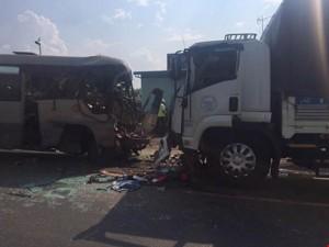 Tin tức trong ngày - TNGT nghiêm trọng ở Đắk Nông: 2 xe còn hạn đăng kiểm