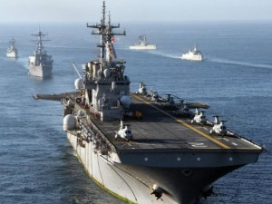 Thế giới - Mỹ hợp tác Ấn Độ để ngăn chặn Trung Quốc trên biển