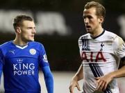 Bóng đá - Leicester lên ngôi, Vardy trêu ngươi Harry Kane