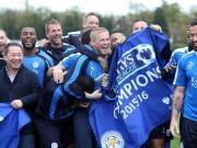 """Bóng đá - Leicester là vua NHA: Thưởng """"bèo"""" vẫn có trăm triệu bảng"""
