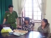 """An ninh Xã hội - 10 phi vụ cậy cốp xe máy của cặp """"nữ quái"""" xứ Nghệ"""
