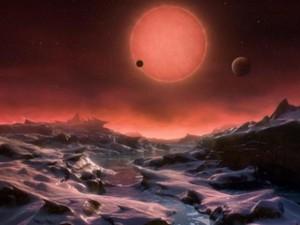 Thế giới - Phát hiện 3 hành tinh giống Trái đất như lột
