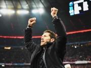 """Bóng đá - Diego Simeone: """"Kẻ phản diện"""" hay chiến binh"""