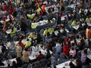 Tập đoàn TQ cho 8.000 nhân viên đi du lịch Hàn Quốc