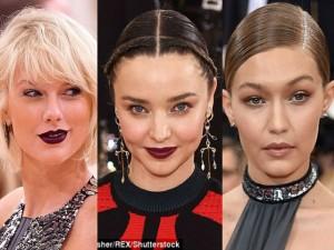 """Làm đẹp - 5 kiểu trang điểm """"lên ngôi"""" ở Met Gala 2016"""
