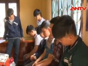 """Video An ninh - Chặn đứng vụ """"huyết chiến"""" bom xăng của 14 học sinh"""