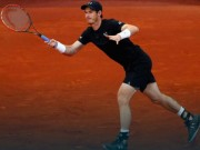 Thể thao - Madrid Open ngày 4: Murray thắng dễ