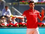 Thể thao - Djokovic - Agut: Uy lực khủng khiếp (V3 Madrid Open)