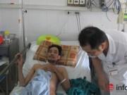Sức khỏe đời sống - 2 người đàn ông suýt chết vì để thầy lang tiêm lung tung trên người
