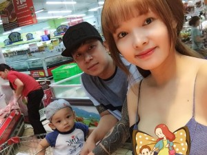 Vợ hot girl của Lê Hoàng The Men ngày càng đẹp hút mắt
