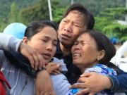 Tin tức trong ngày - Đẫm nước mắt ngày gặp mặt 34 ngư dân gặp nạn ở Hoàng Sa