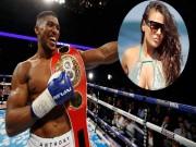 """Thể thao - """"Kẻ hủy diệt"""" boxing lừa tình mỹ nhân siêu vòng 1"""