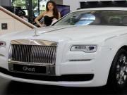 Ô tô - Xe máy - Rolls-Royce Ghost Series II lần đầu tới Hà Nội có gì?