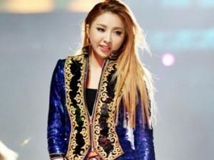 Minzy đổi nghệ danh, tìm bến đỗ mới sau khi rời 2NE1