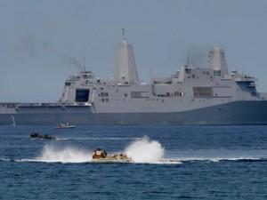 Thế giới - Tranh chấp Biển Đông: Trung Quốc muốn Nga chìa tay giúp?