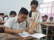 Giáo dục - du học - Để không 'vuột' cơ hội vào lớp 10 công lập