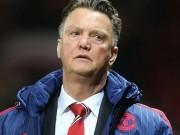 """Bóng đá - Sắp 100 trận, Van Gaal trở thành """"của nợ"""" của MU"""
