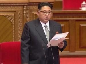 Thế giới - Kim Jong-un vạch đường đến chiến thắng của Triều Tiên