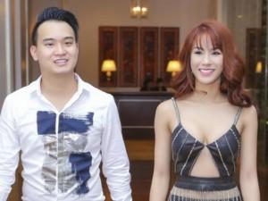 Ca nhạc - MTV - Diệp Lâm Anh gợi cảm hết cỡ bên bạn trai thiếu gia
