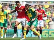Bóng đá Ngoại hạng Anh - Norwich - MU: Sai lầm tai hại