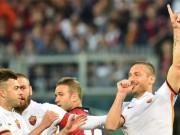 """Bóng đá - Hiệu suất ghi bàn: """"Ông lão"""" Totti tốt hơn Suarez, Ibra"""